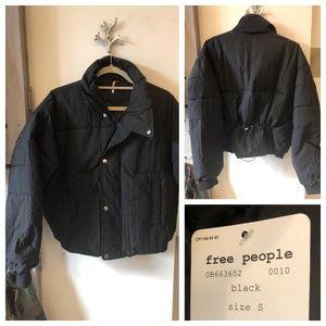 Free People Puffer Jacket/Coat